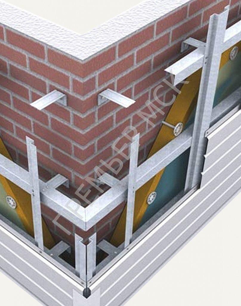 Монтаж фасадных панелей своими руками - инструкция!